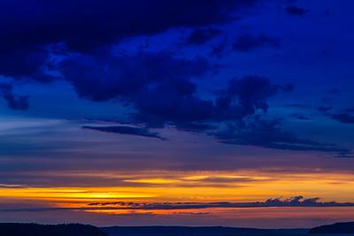 Everett Sunset 4-21-16