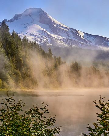 Lakes of Mt. hood