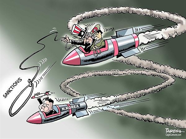 . Paresh Nath / The Khaleej Times, UAE