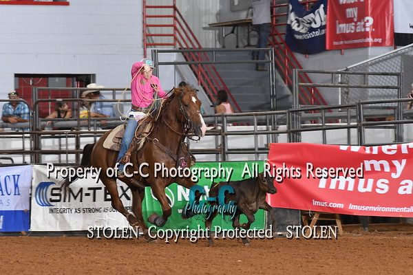 Rd 3 Beaver Labor Day Roping 2018 9-1-3-18 Glenrose TX