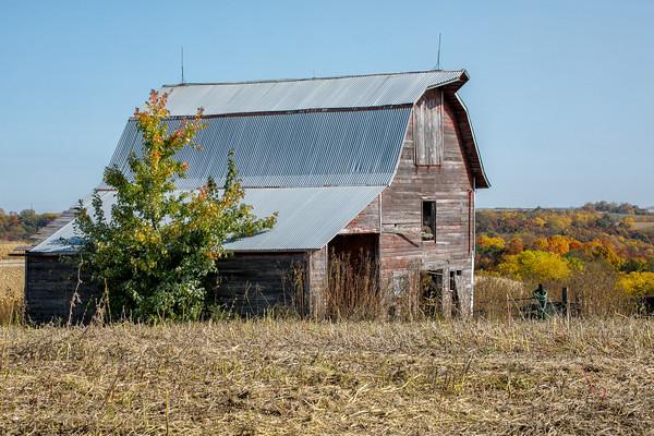 Crawford County Barns