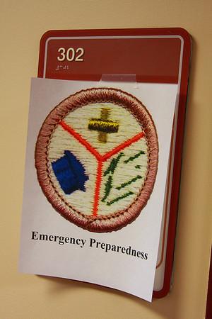 Merit Badge Clinic 2/11/2012