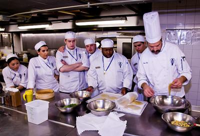 Chef Tef's Class - Le Cordon Bleu Chicago