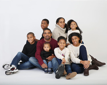 Wesley and Lynese Jenkins Family