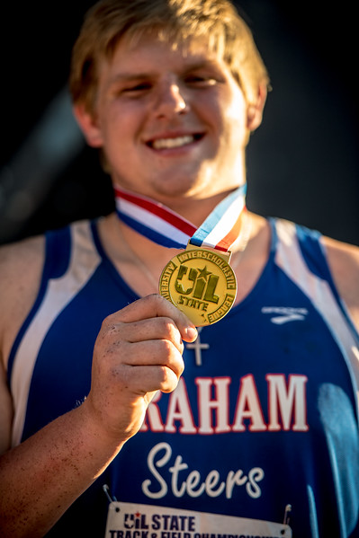 2017 UIL State Track Meet (GHS)