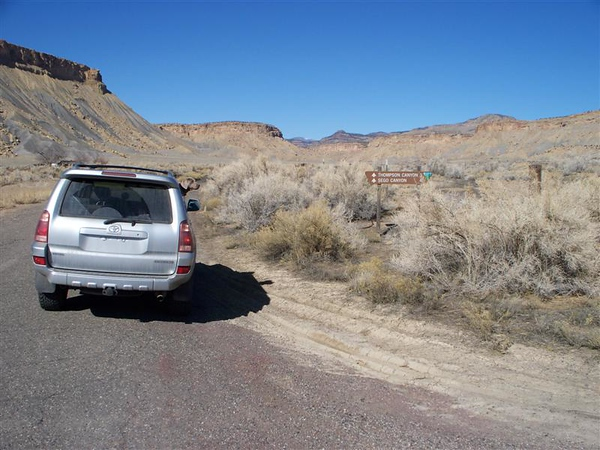 Sego, UT - Ghost towns & Petroglyphs