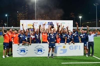 Hong Kong Tens @ HK Football Club - 5 April, 2017