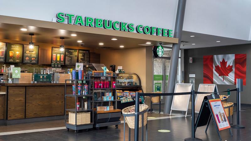 ONroute Starbucks