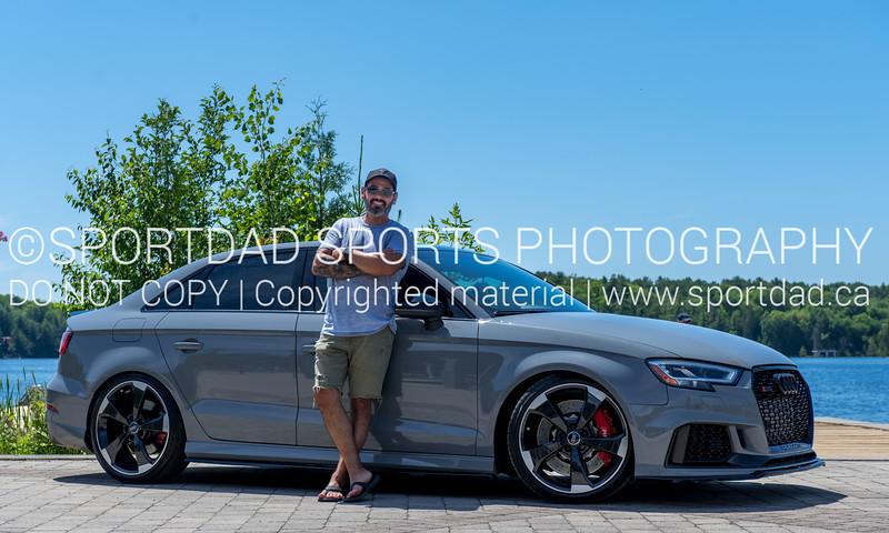 Audi Club NA - Muskoka Tour - July 2020