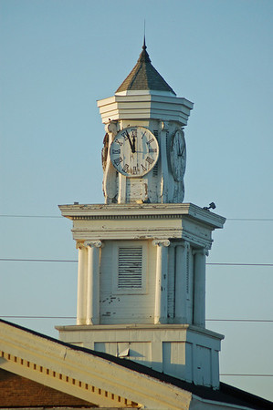 New Albany Town Clock Church