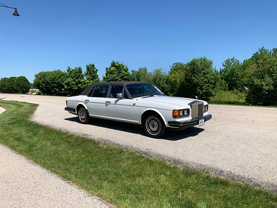 85 Silver Spur