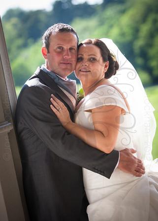 Jo & Mark's Wedding Day, Painshill Park