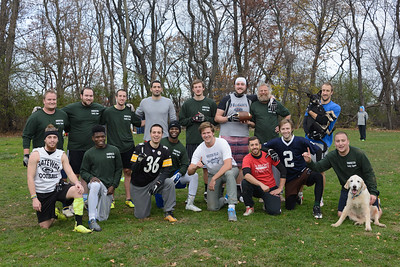 151126 Turkey Bowl Football Game
