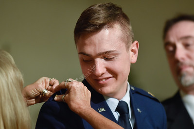 35620 Air Force ROTC Commissioning Ceremony May 2019