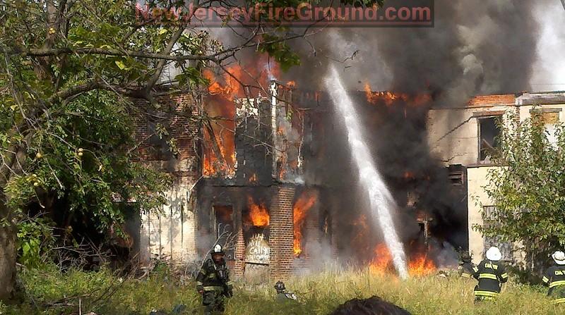10-03-2011(Camden County)CAMDEN 738 Walnut St.-2nd Alarm Dwelling
