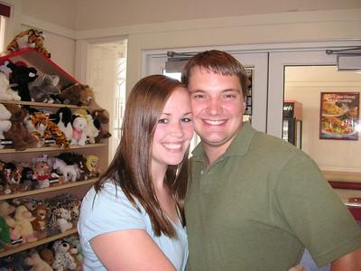 Cindy and Chris
