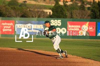 2018 Cal Poly Baseball vs UCSB