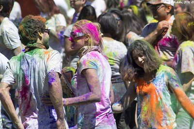 2016 FESTIVAL OF COLORS