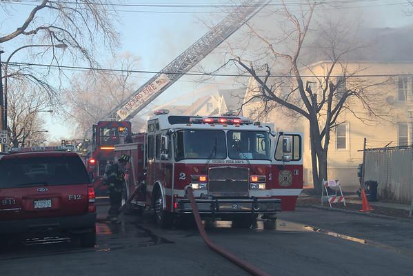 CICERO, IL BOX ALARM 48TH CT & 16TH ST (2.19.2012)