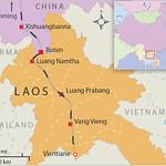 Laos-China Railway
