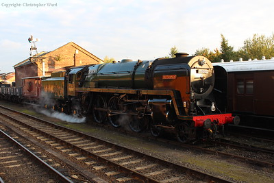 Autumn Steam Gala - September 2015