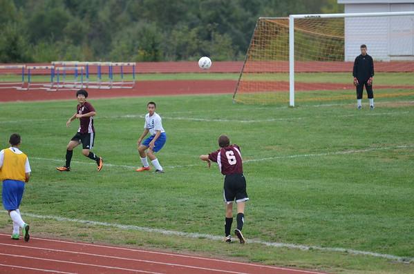Junior Prep Soccer vs Virginia Episcopal