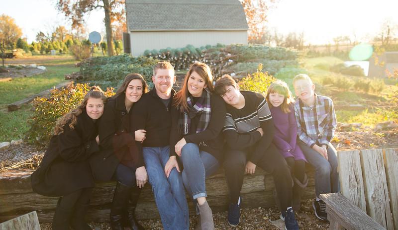 Hovey Family Holiday 11.2017