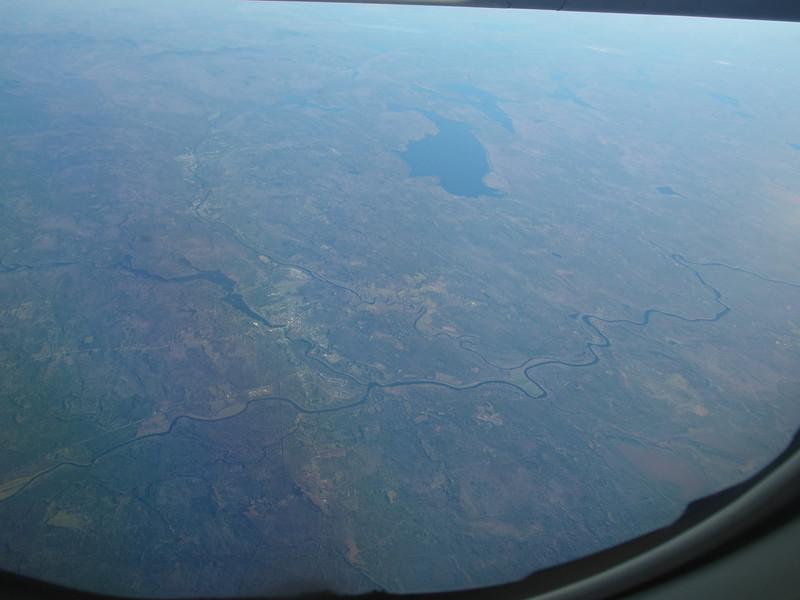 River between Peeks-Kenny National Park and Penobscott.