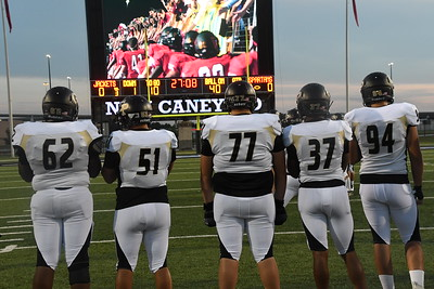 2019 Football vs New Caney Porter