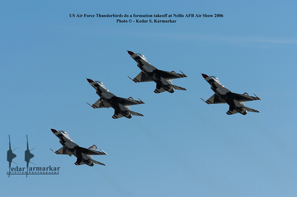Nellis AFB 2006 Air Show