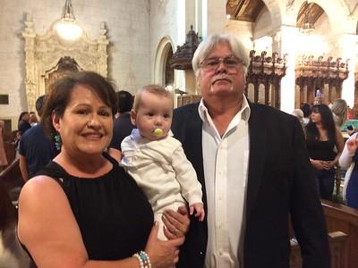2018_06_30 Nico's Catholic Baptism