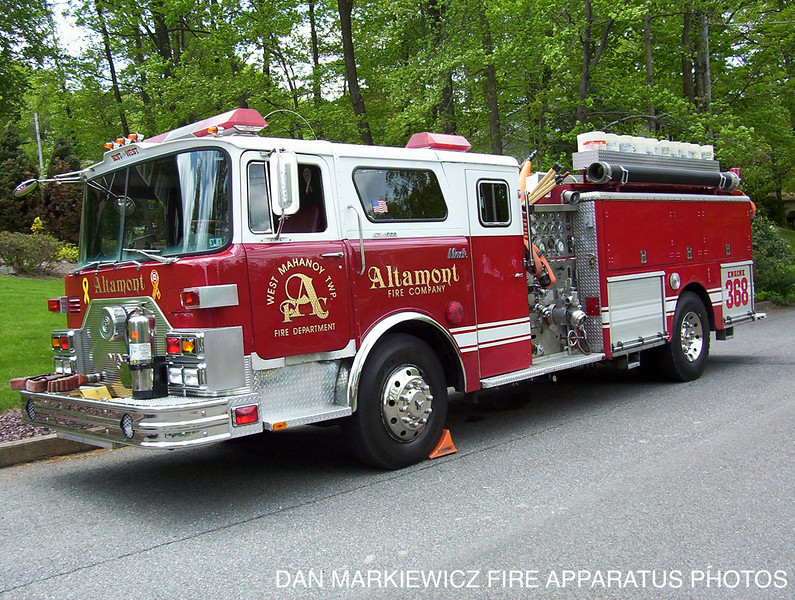ALTAMONT FIRE CO.