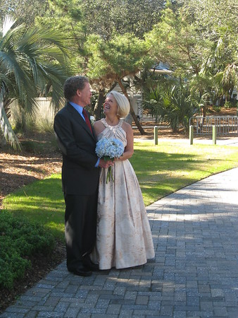 Dad and Denise Wedding 2-11-2017
