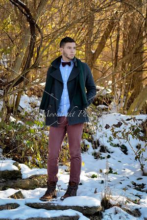 Mitchell winter shoot