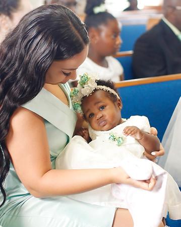 Smith Baby Christening