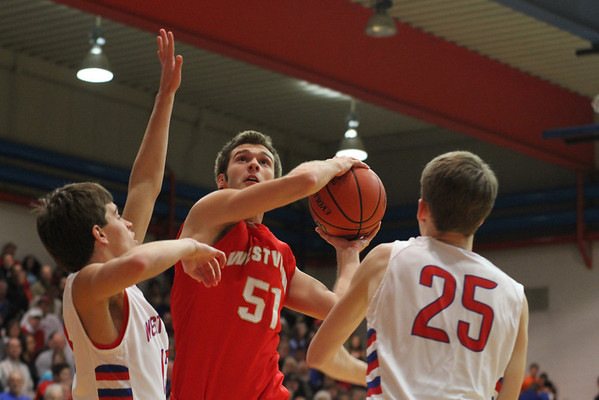 Westview vs. West Noble Boys Basketball