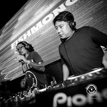 Cocoon Phuket DJ Duo Fishmonger 6.3.2017