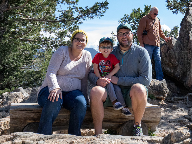 Jesse and the fam at rainbow curve.jpg
