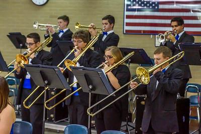 Hempfield Band and Guard