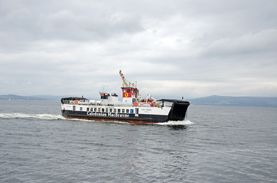 Ferry To Cumbrae