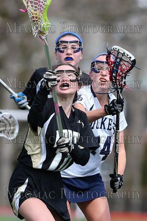 Girls Lacrosse - 2015