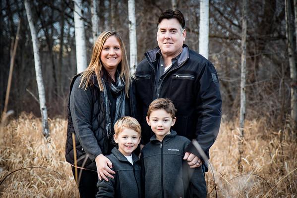 Shewmake Family - Winter 2015
