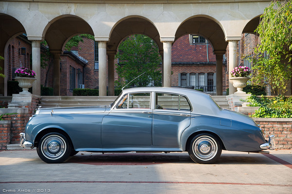 1957 Bentley - Bonham's Auction