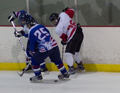 Orangeville Americans Jr A Hockey Team 2011-2012