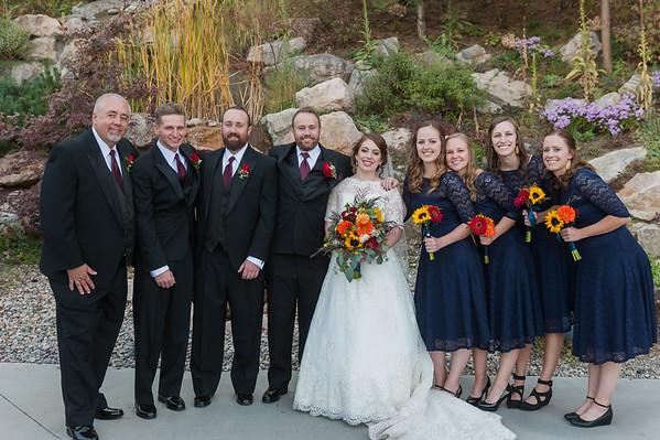 Taylor and Kory Wedding