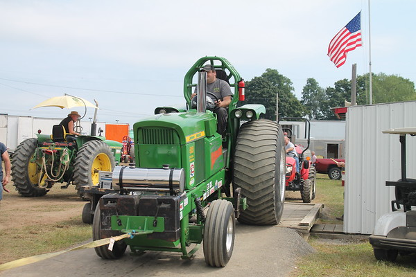Tractor Pulls at The Schaghticoke Fair