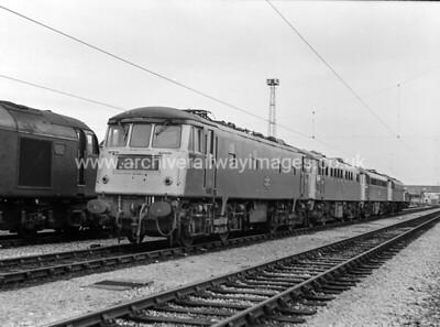 Class 84 Electric Locomotives