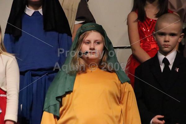 st. joe's christmas pageant . 12.2.19