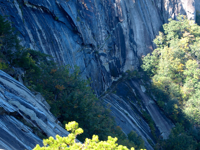 """Location from """"Last of the Mohicans"""" at Chimney Rock SP."""