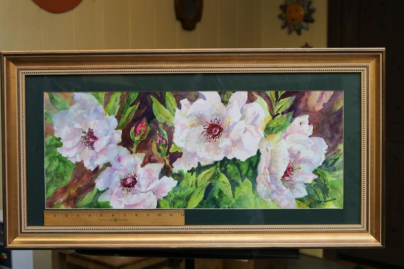 Josie owned paintings